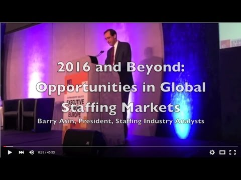 Live at Executive Forum Europe 2015