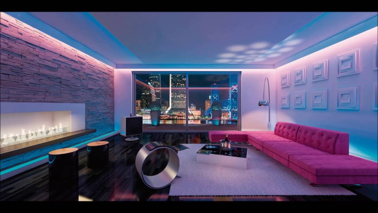 LED Indirect Lighting Design Ideas for Beautiful Interiors ...