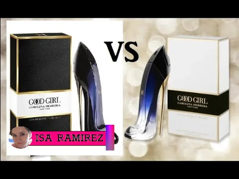 f5e73cb31f Perfume Good Girl VS Goog Girl Legere de Carolina Herrera - YouTube