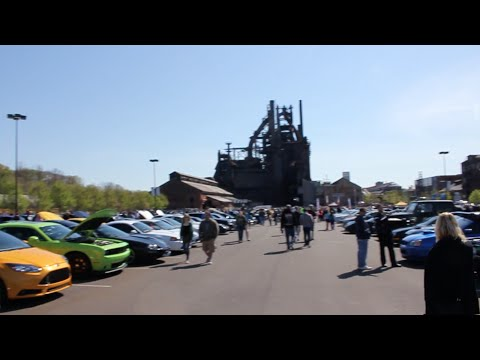 Cars and Coffee Pennsylvania April 24th, 2016