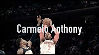 attention to detail carmelo anthony