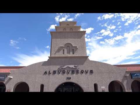Albuquerque, New Mexico - Alvarado Transportation Center HD (2016)