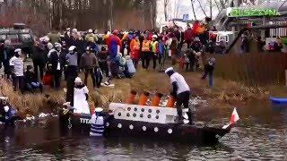 13. Skorpenowy Spływ Łyną - Olsztyn 19.03.2016
