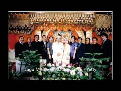 Download Lagu Minang / Yetty - Malam Bainai