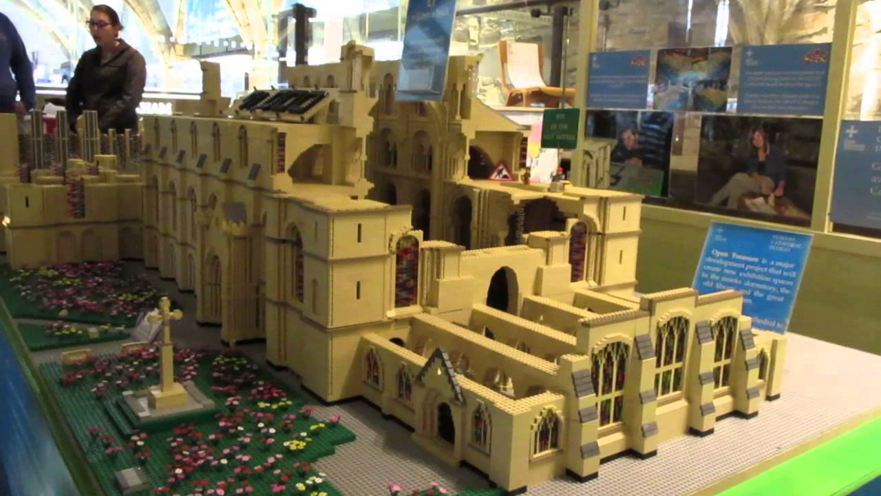 8 Durham Cathedral In Lego And Harry Potter Filming Spots