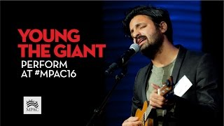 Young the Giant Performance #MPAC16