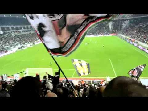 Juventus vs. Genoa 2-2 Goal di Matri