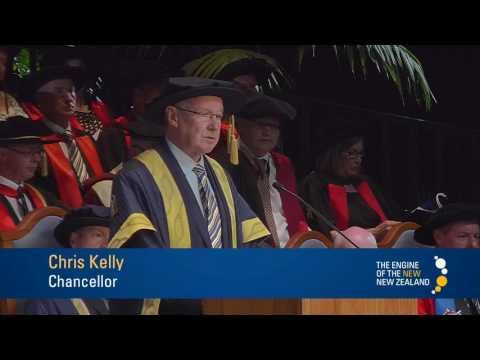 Graduation November 2016 - Manawatu - Ceremony 1   Massey University