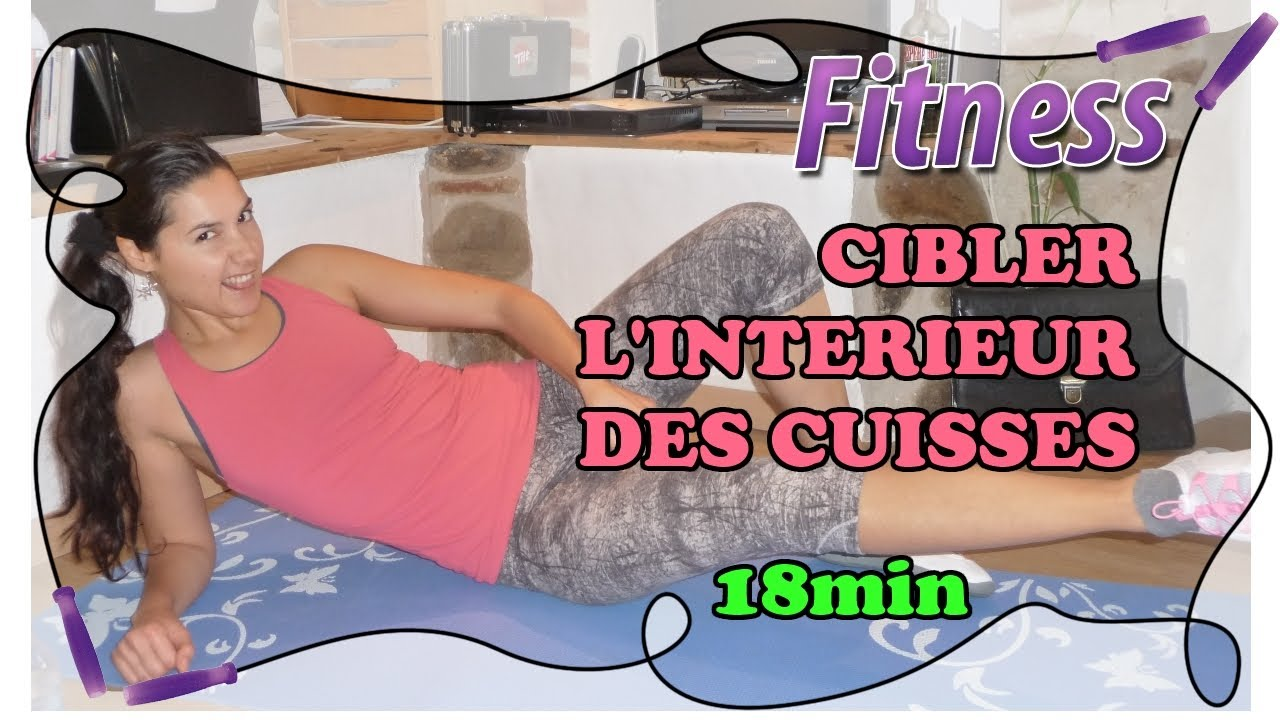 fitness routine la maison 18min pour tonifier l. Black Bedroom Furniture Sets. Home Design Ideas
