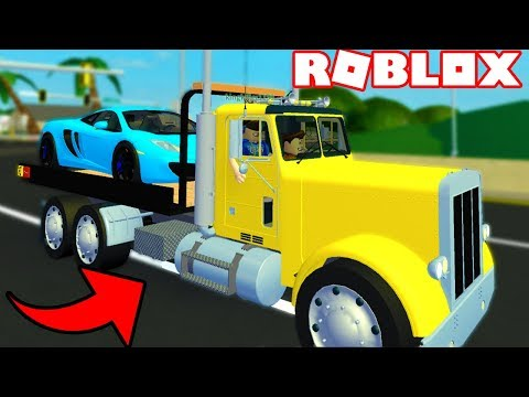 Towing Rare Super Cars in Ultimate Driving! *NEW TOW TRUCK UPDATE*