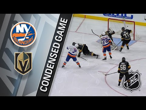 01/25/18 Condensed Game: Islanders @ Golden Knights