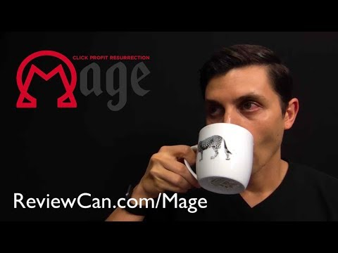 Mage Omega  and Bonus. Greg Jacobs' Shockingly Simple Program