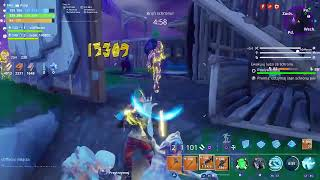 Fortnite Save the World Love czy fOh #023 ( aim assist off !) PS4 Pol