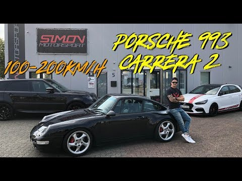 Porsche 993 Carrera 2   Luftgekühlter OHRgasmus   SimonMotorSport   #706