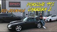 Porsche 993 Carrera 2 | Luftgekühlter OHRgasmus | SimonMotorSport | #706
