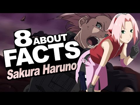 8 Facts About Sakura Haruno You Should Know!!! w/ ShinoBeenT