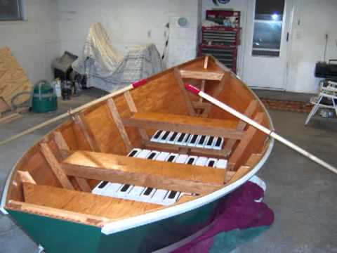 Home Building a McKenzie River Drift Boat - YouTube