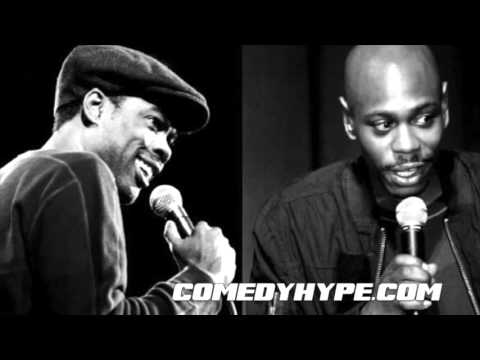 LISTEN: Dave Chappelle And Chris Rock On Q-Tip's ABSTRACT RADIO