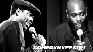 LISTEN: Dave Chappelle And Chris Rock On Q-Tip