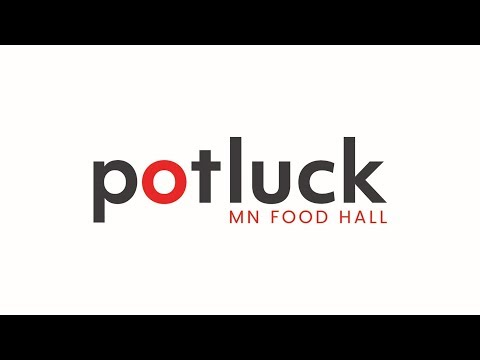 Potluck: A MN Food Hall at Rosedale Center