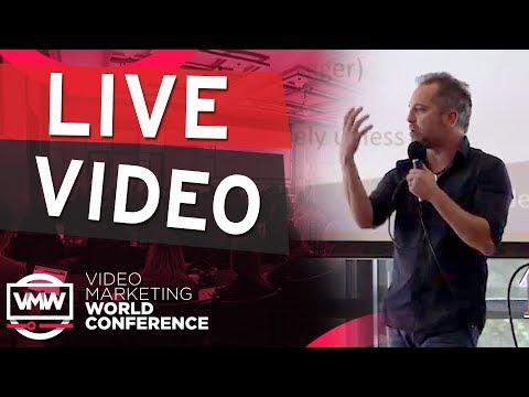 Live Video Tips by Owen Video (Full Presentation) Video Marketing World Conference