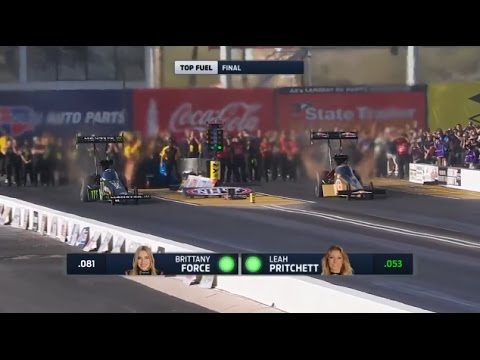 NHRA Today: Fast Five runs from the NHRA Arizona Nationals