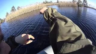 Ловля рыбы на китайские сети