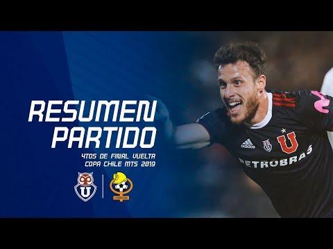Universidad de Chile vs Cobresal - Copa Chile MTS 2019
