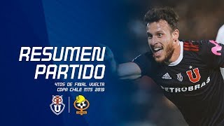 Universidad de Chile vs Cobresal - Copa Chile MTS 2019