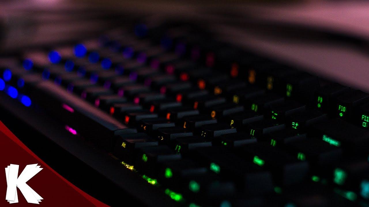 Ajazz AK60 Mechanical Keyboard Review | Software & Lighting Modes