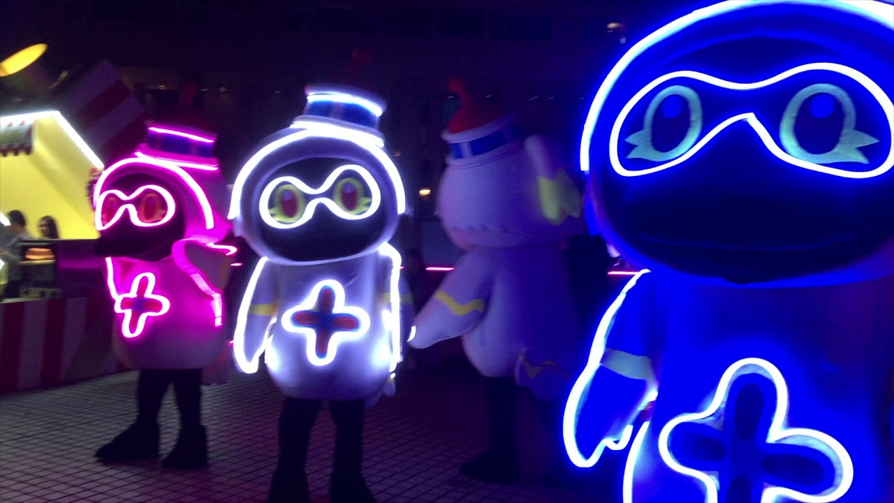 2019年澳門聖誕市集及光影節 Holiday Spirit In Macau 2019 Music Video - YouTube