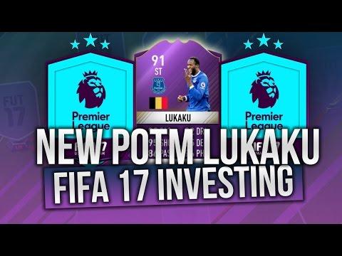 FIFA17 *NEW* POTM LUKAKU *ANNOUNCED* THIS FRIDAY! FIFA17 LAST MINUTE INVESTMENTS! POTM KING?