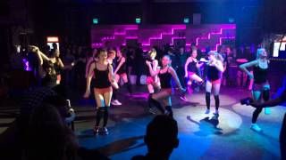 """Студия современного танца """"3D STYLE"""" - Booty dance"""