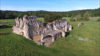 First monastery in Britain, 12th Century Waverley Abbey