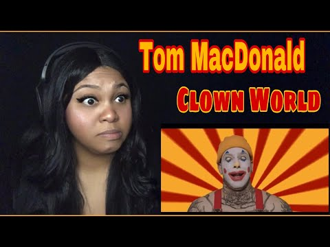 First Time Hearing Tom MacDonald  – Clown World (Reaction) #whatstrending