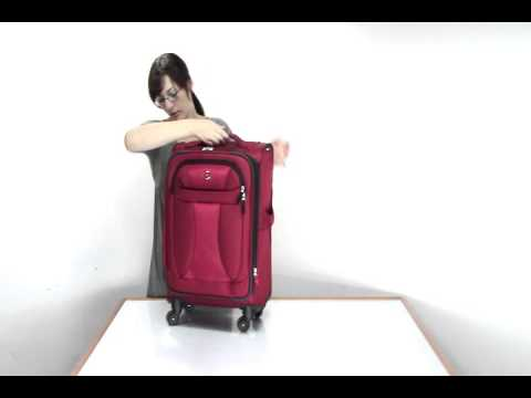 SwissGear Swiss Army Luggage Neo Lite Spinner 21 - LuggageBase.com ...