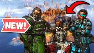 APEX LEGENDS FUNNY MOMENTS & INSANE PLAYS! #1