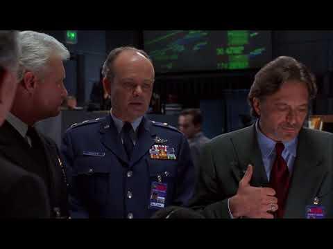 Particle Beam Tech Under Siege 2 Dark Territory 1995