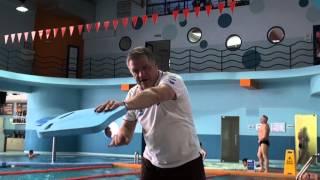 Мастер класс по плаванию с Постовым А.И.Кишинев Ниагара центр 1