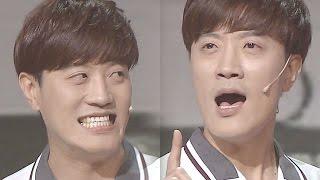 일진이 1분 만에 반성문 대신 안 쓰면  처맞을 줄 알래;;;ㅠ🥊 #문과이과 | 웃찾사-레전드매치(Smile People) | SBS ENTER.
