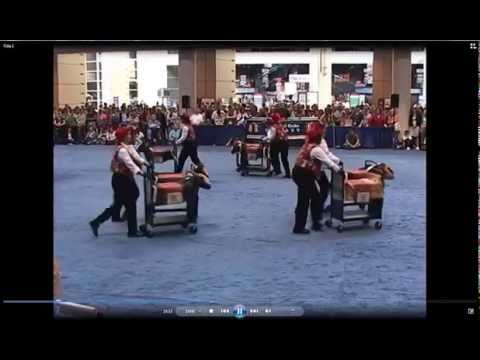 Precision Drill Team: American Library Association Conference, Chicago 2005