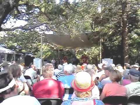 Ocracoke Festival Music Snipets