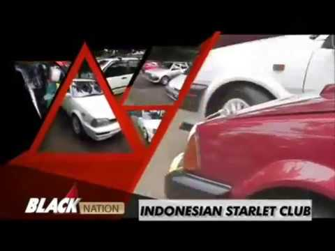 Indonesian Starlet Club ISC @ Black In  episode 253