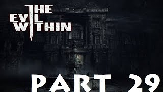 The Evil Within Part 29: (The Executioner DLC) The Sadist and Zehn