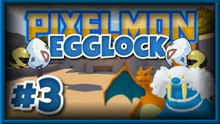 "PIXELMON EGGLOCK (Pixelmon 3.3.8 Island Egg Edition) Episode 3 ► ""PYGMY PARADISE"" w/ Rockstarr"