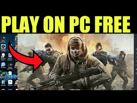 How To Download Cod Mobile On PC!  Play & Install Cod Mobile On PC