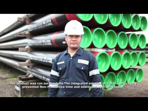 Tenaris On Board: Deepwater Solutions – Indonesia