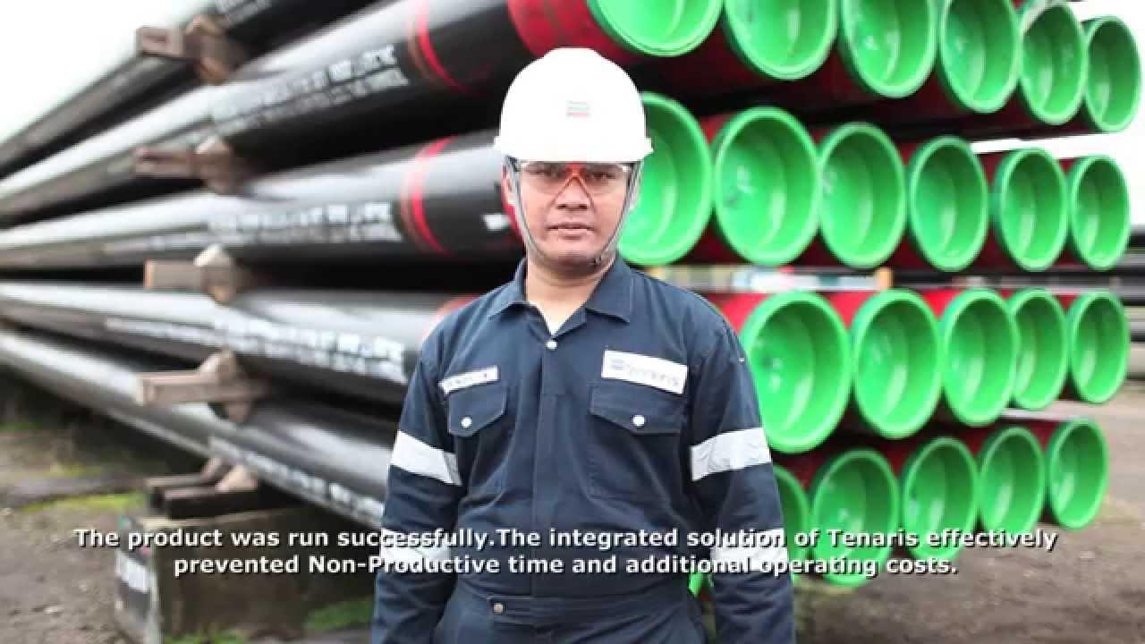 Tenaris On Board: Deepwater Solutions – Indonesia