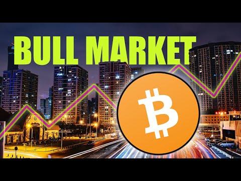 BITCOIN BULL MARKET BEGINNING | BTC WEEKLY CHART