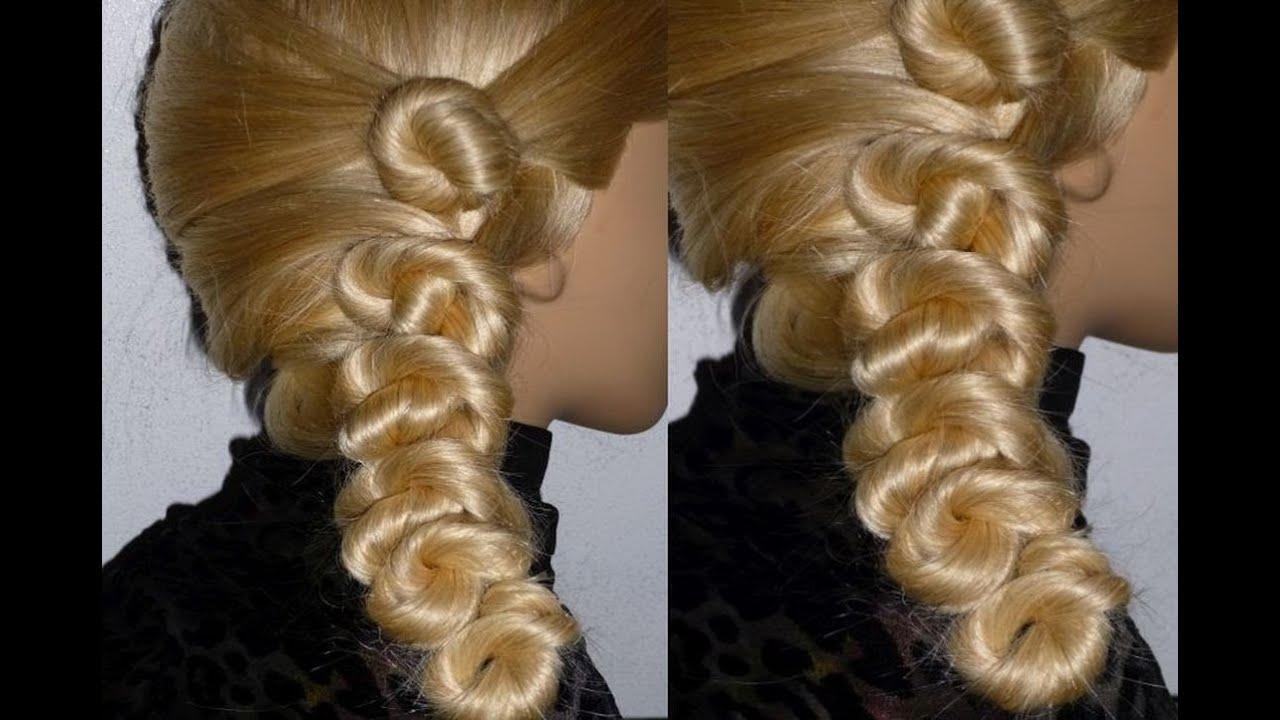 sch ne flecht frisur zopffrisur gedrehter twist zopf twist braid hairstyles trenzas peinados. Black Bedroom Furniture Sets. Home Design Ideas